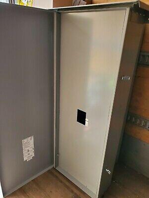 Siemens Hnxd63b120 1200amp Mnd63 Circuit Breaker Enclosure Nema 3r Disconnect