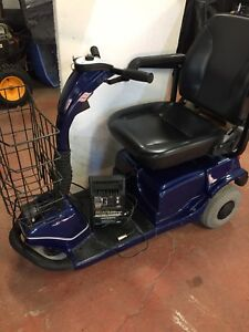 Fortress 2000 scooter