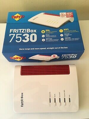 FRITZ!Box 7530 Wireless MESH Router WLAN AC+N UK ZEN