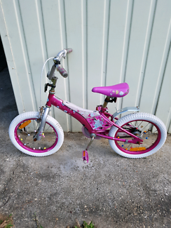 Girls 40cm Bike