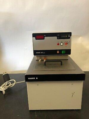 Haake N2 Digital Controller W Haake B Water Bath 001-0385