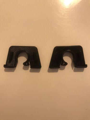 Car Parts - 2x (pair) Ford Ka Boot Parcel Shelf Latch Replacement Repair Fix DIY Part.