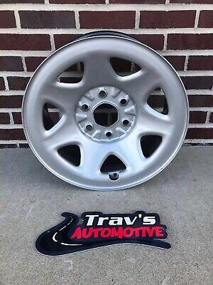"2014+ Chevy Silverado/GMC Sierra 17"" Steel Wheel Assembly, GM, 5659, 20942019"