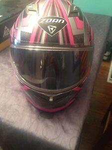 Zoan Motorcycle Helmet