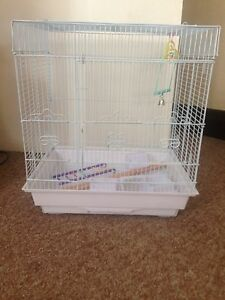 Bird Cage Plus Accessories (1 week old) Wareemba Canada Bay Area Preview