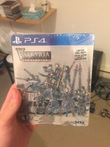 Valkyria Chronicles Remastered Steelbook (Sealed)