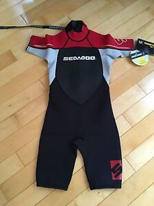 Seadoo wet suit Junior (12)