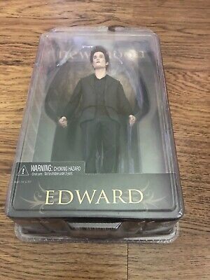 Edward Cullen action figure The Twilight Saga New Moon NECA 2009 Sealed Package