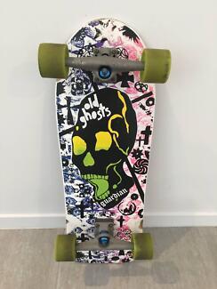 Vision Old Ghosts Retro Skateboard