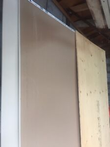 Building material - 4 sheets 4x8