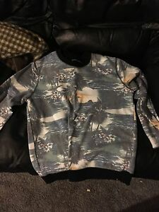 Hurley tropical sweater