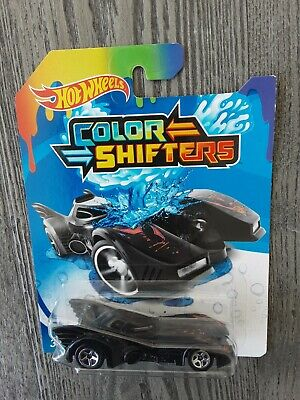 Hot Wheels Color Shifters Batmobile with Flames