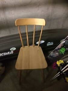 3 chairs in great shape!