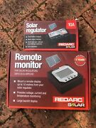 Redarc remote monitor and solar regulator Mullaloo Joondalup Area Preview