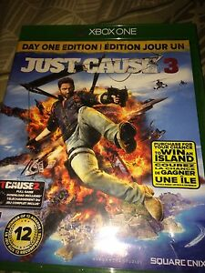 Just Cause 3 & 2 Xbox ONE