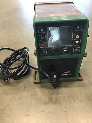Watson Marlow Qdos 30 Manual Peristaltic Pump Dosing Renu Pumphead Metering