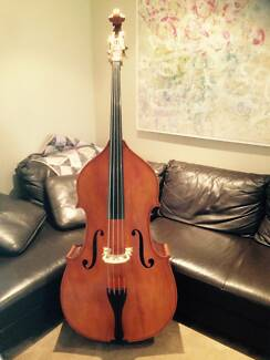 Double Bass. Gliga. Eulomogo Dubbo Area Preview