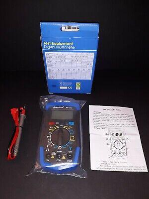 Digital Multimeter Mini Multimetro Acdc Meter Hfe Tester Holdpeak 36c. A3