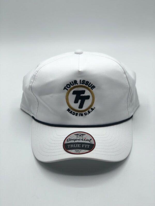Tour Issue Dynamic Gold Hat