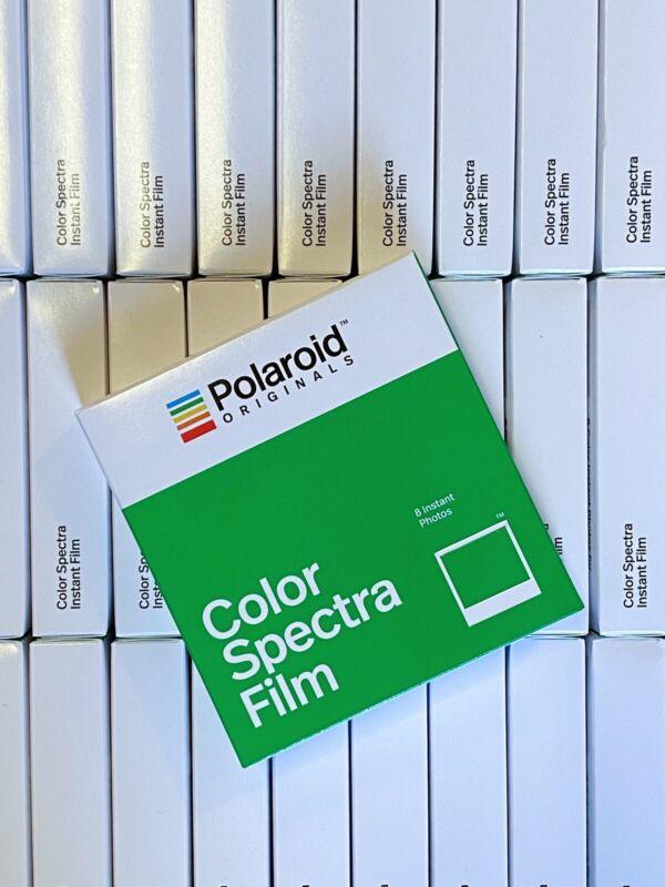 Polaroid Spectra Film: Color 1 Pack, Final Production Run, RARE!