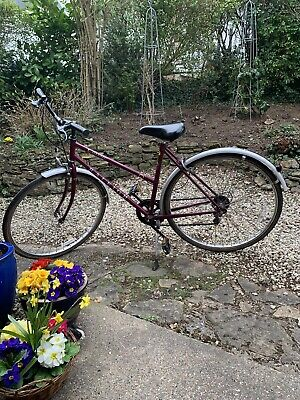 Pioneer Raleigh Classic Ladies Bike