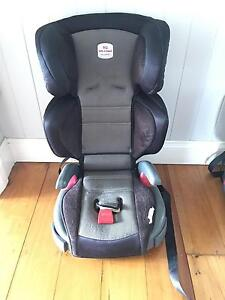 Britax car booster seat Wooloowin Brisbane North East Preview