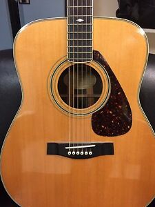 """Late 70s Yamaha FG-365S Martin """"Lawsuit"""" D-35 Collector"""