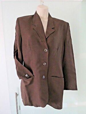 veste blazer  brun ANGIE  L 38/40
