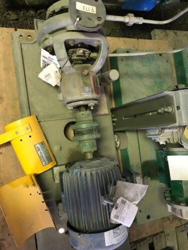 Flowserve MK3 STD Centrifugal Pump