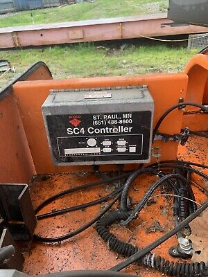 Addco Sc4 Controller Traffic Road Sign Message Board Power Supply Charge Contr