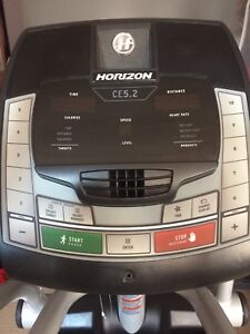 HORIZON CE5.2 ELLIPTICAL TRAINER