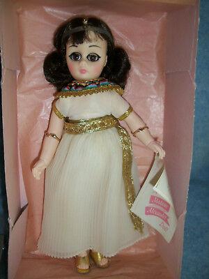 "1980s Madame Alexander- 12"" Cleopatra #1315"