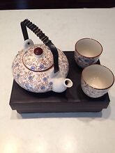 Japanese style tea set Belmont Brisbane South East Preview