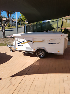 Jayco Finch for hire!! $60p/n FOR SALE 12000