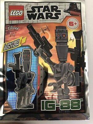 Lego Star Wars IG-88 Mini Figure Polybag