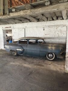 1953-1954 chevy belair parts