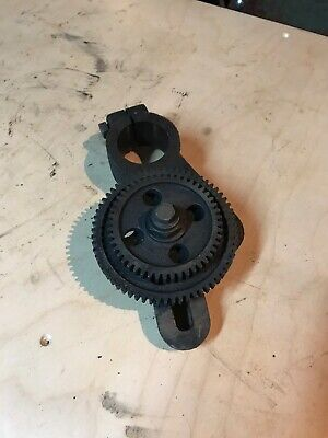 Logan 12 Lathe Banjo Bracket And Gear