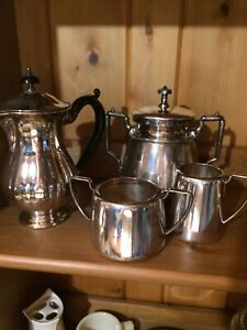 Miscellaneous Silver Plate reduced!