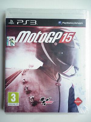 "Motogp 15 Jeu Vidéo ""PS3"" Playstation 3"