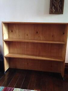 Pine shelf to go on top of a desk or table Drummoyne Canada Bay Area Preview