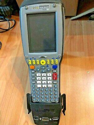 Psion Teklogix 7535 G2 Barcode Scanner Hu1005 Communication Module W Battery