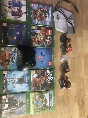 Xbox One Controller And 10 Games Bundle