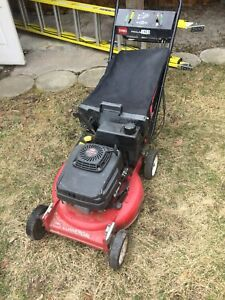 Toro commercial lawn mower