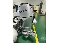40 HP Honda 4 stroke outboard motor With Jet Drive, !!!!2019  Very Low Hours !!!