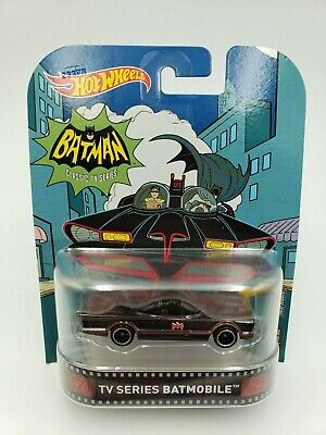 Hot Wheels Retro Entertainment - TV Series Batmobile - 1/64th