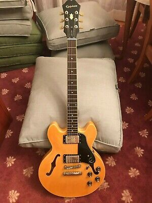 Epiphone ES 339 Beautiful Natural Finish In Excellent Condition