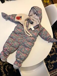 Infant Snowsuit 6-12mo. Brand New with Tags