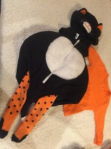 Cat toddler costume 12 month