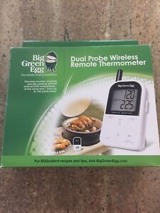 Dual Probe Wireless Remote Thermometer- Never Used
