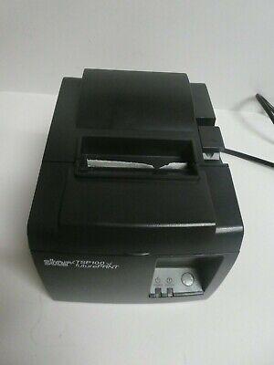Star Micronics Tsp100 Futureprnt Thermal Receipt Printer - Usb